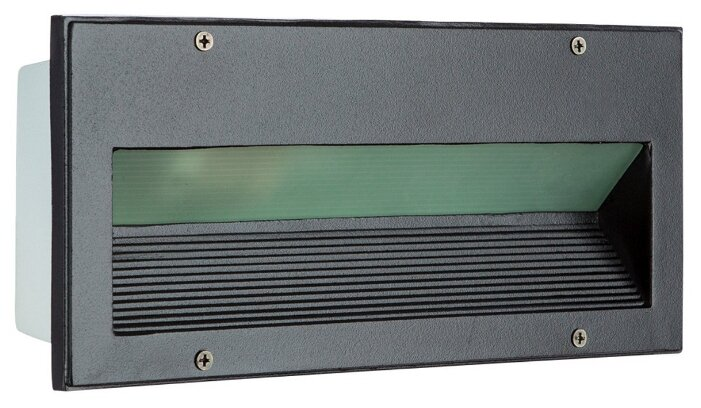 Arte Lamp Уличный светильник Brick A5158IN-1BK