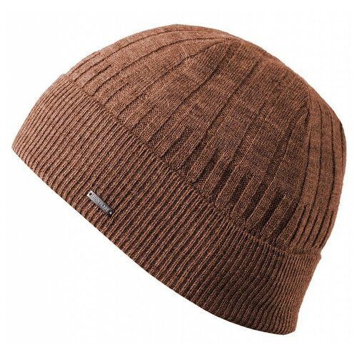Шапка FiNN FLARE A19-21140 размер 58, коричневый
