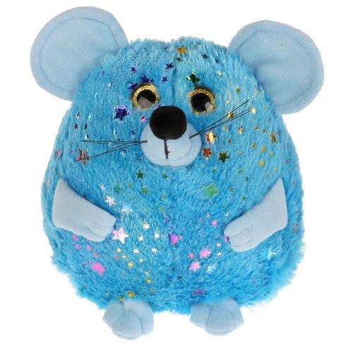 Мягкая игрушка Мульти-Пульти Мышка-косметичка на молнии 19 см