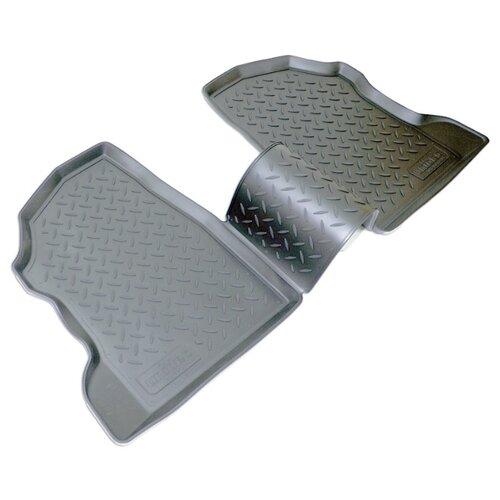 Комплект ковриков NorPlast NPL-Po-63-99 2 шт. черный по цене 790