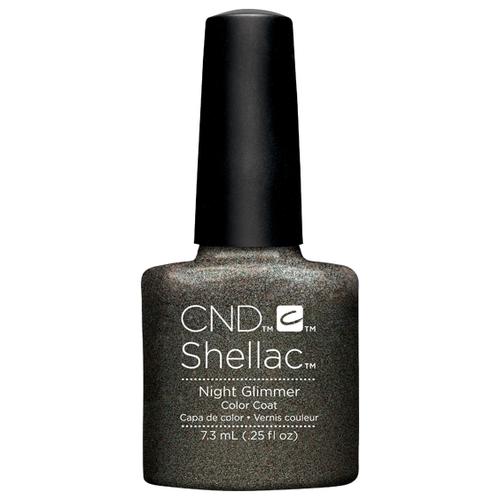 Купить Гель-лак для ногтей CND Shellac, 7.3 мл, Night Glimmer