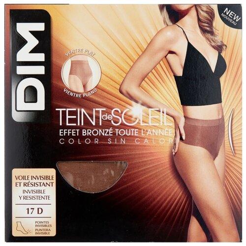 Колготки DIM Teint de Soleil Ventre Plat 17 den, размер 2, terracotta (коричневый) fra0109 plat sv0108 2