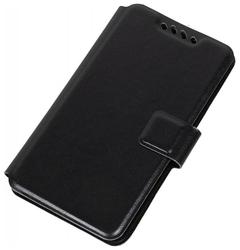 Лучшие Черные чехлы для телефонов вида «Книжка» до 10 тысяч рублей