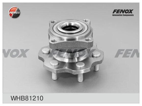 Ступица колеса Fenox WHB81210