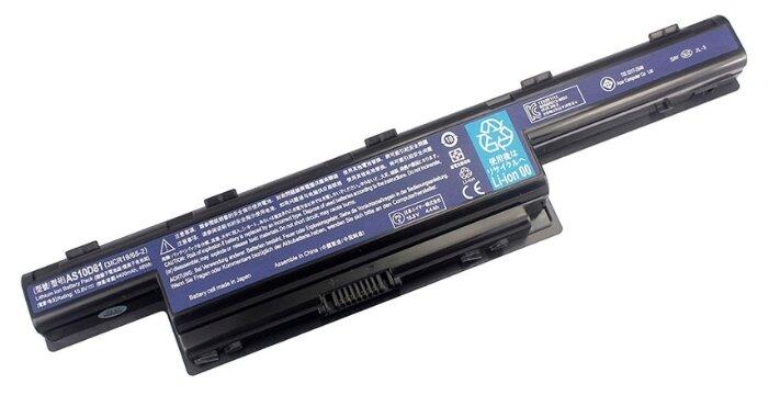 Аккумулятор Acer AS10D81