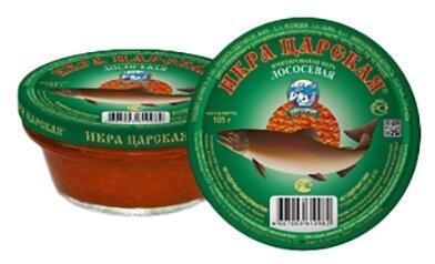 Европром Икра Царская красная лососевая имитированная