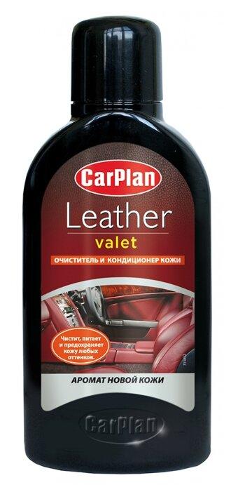 CarPlan Очиститель кожи салона автомобиля Leather Valet, 0.5 л