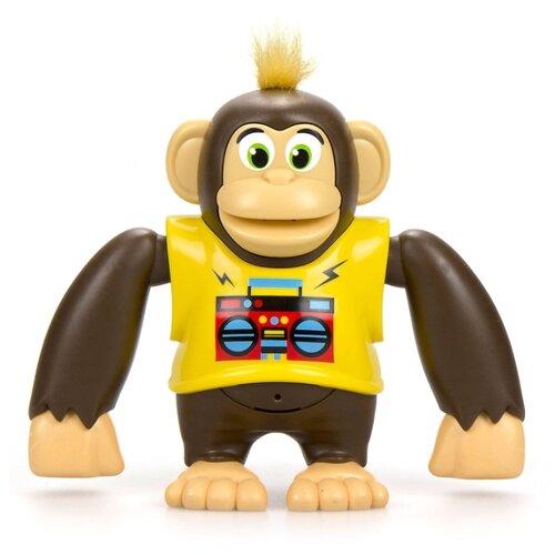 Купить Робот Silverlit YCOO n'Friends Обезьяна Чимпи желтый, Роботы и трансформеры