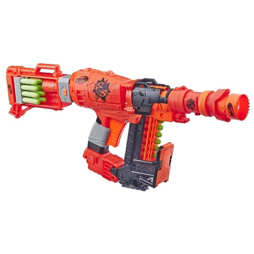 Купить Бластер Nerf Zombie Strike Survival Nailbiter (E6163), Игрушечное оружие и бластеры
