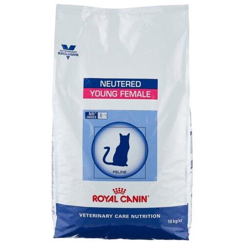 Корм для стерилизованных кошек Royal Canin Female 10 кг cat wet food royal canin kitten sterilized kitches for kittens pieces in sauce 24 85 g