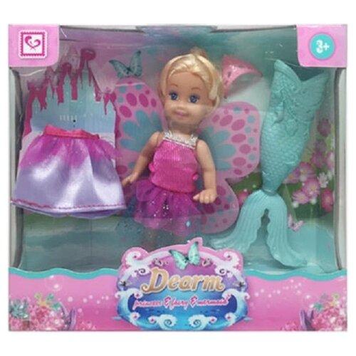Купить Кукла Tongde 3 в 1 с аксессуарами, K102709, TONG DE, Куклы и пупсы
