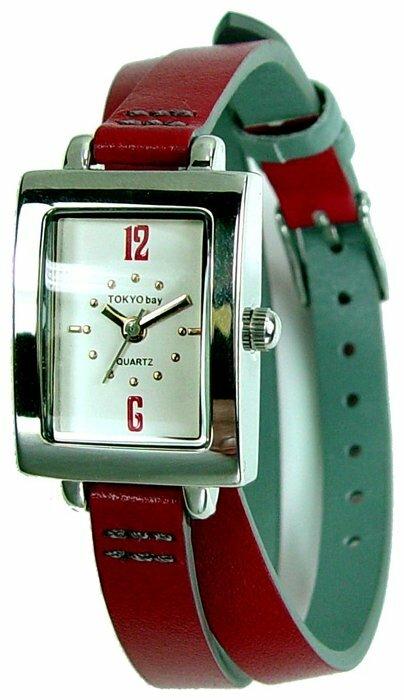 Наручные часы TOKYObay Neo Red/Grey