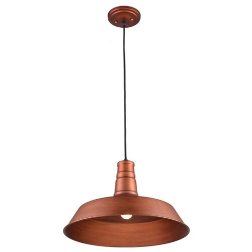 Светильник Lussole Loft Massapequa GRLSP-9698, E27, 10 Вт