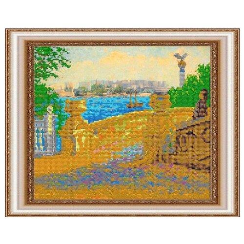 Светлица Набор для вышивания бисером Крым. Мост влюбленных 30 х 24 см, бисер Чехия (440)Наборы для вышивания<br>
