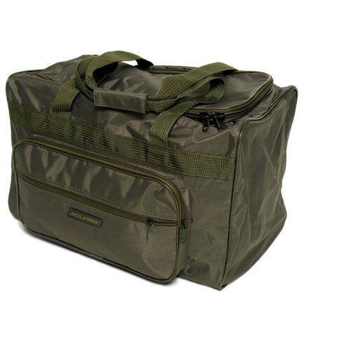SOLARIS S5124 Сумка багажная с боковым карманом 54 л, Серый Хаки (хамелеон)