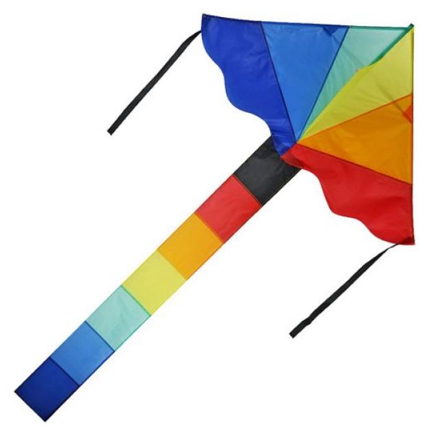 Воздушный змей X-Match Радужный (681315)