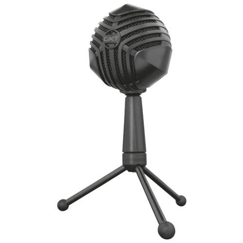 Микрофон Trust GXT 248 Luno черный микрофон trust gxt usb