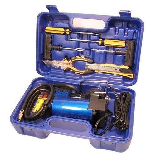 Автомобильный компрессор МАЯКАВТО AC575MA синий