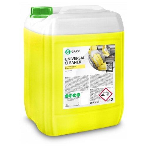 Grass Очиститель салона автомобиля Universal Cleaner (112103), 20 кг очиститель салона grass universal cleaner 20 кг