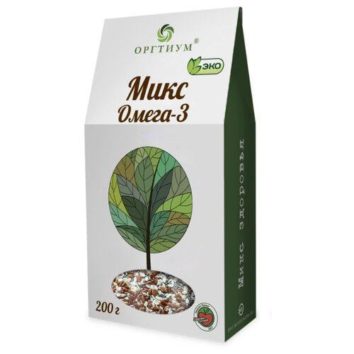 Смесь семян Оргтиум Микс Омега-3 200 г