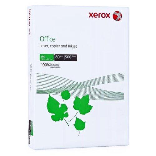 Фото - Бумага Xerox A4 Office 421L91820 80 г/м2 500 лист. белый 1 шт. бумага iq color а4 color 120 г м2 250 лист кораллово красный co44 1 шт