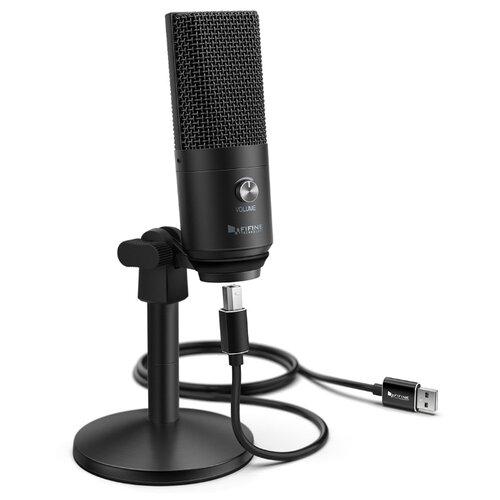Микрофон Fifine K670, черный