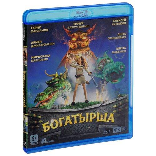 Фото - Богатырша (Blu-ray) dvd blu ray