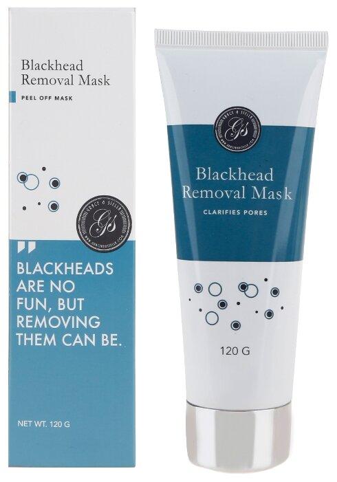 Grace & Stella очищающая маска-пленка против черных точек Blackhead Removal Mask