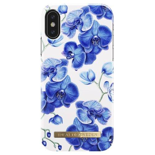 Чехол-накладка iDeal of Sweden для iPhone X baby blue orchids sweden slovakia