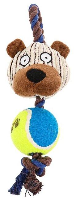 Игрушка для собак Пижон Медведь (3595200)
