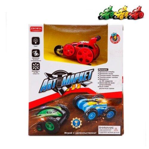 Купить Машина р/у Наша Игрушка серия Автомаркет, свет, встроенный аккумулятор, USB шнур (ZYB-B2738-3), Наша игрушка, Радиоуправляемые игрушки