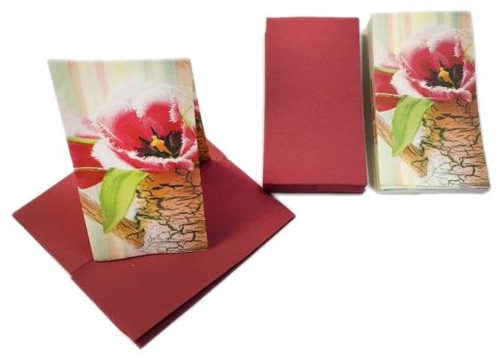 Салфетки бумажные, двухслойные Bouquet