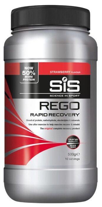 Посттренировочный комплекс Science In Sport ReGo Rapid Recovery (500 г)