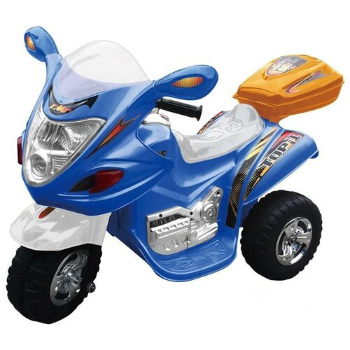 Купить China Bright Pacific Трицикл Скутер HL-238 синий, Электромобили