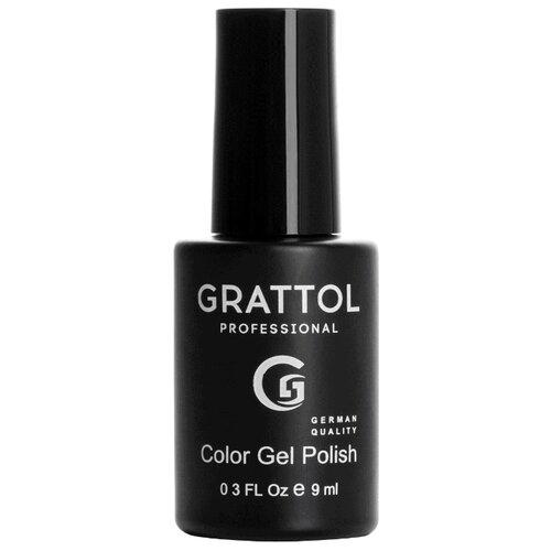 Купить Гель-лак для ногтей Grattol Neon, 9 мл, оттенок raspberry
