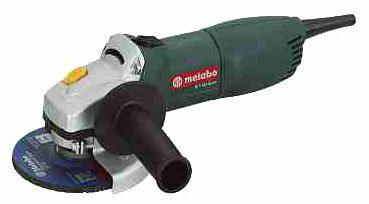 УШМ Metabo W 7-125 Quick, 125 мм