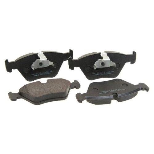 Фото - Дисковые тормозные колодки передние HONG SUNG BRAKE HP5185 для BMW 3 series, BMW 5 series (4 шт.) дисковые тормозные колодки передние ferodo fdb4446 для mazda 3 mazda cx 3 4 шт