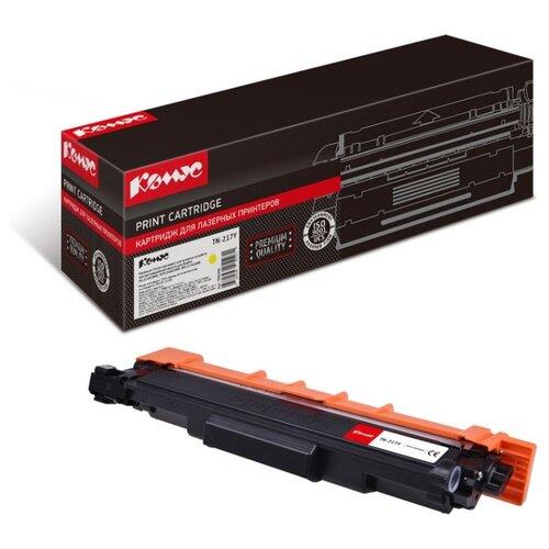 Фото - Тонер-картридж Комус TN-217Y для Brother для DCPL3550/HLL3230 тонер картридж brother tn 3512
