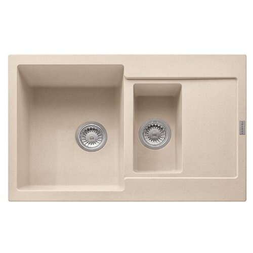 Врезная кухонная мойка 78 см FRANKE MRG 651-78 бежевый franke mrg 651 78 114 0198 351