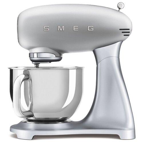 Миксер smeg SMF02, серый