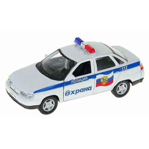 Легковой автомобиль Autotime (Autogrand) Lada 110 охрана (33908) белый/синий фото