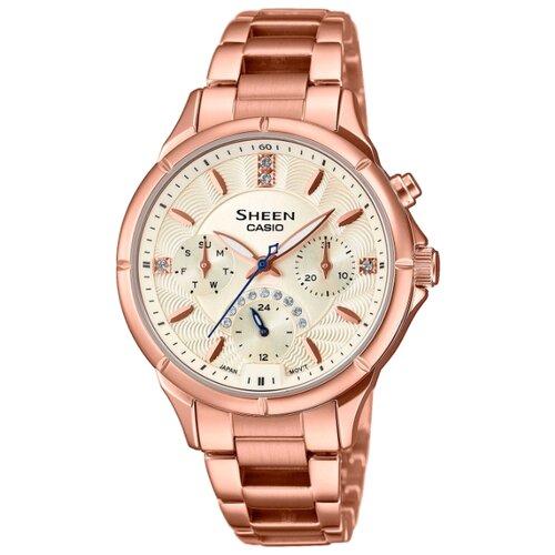 Наручные часы CASIO SHE-3047PG-9A casio she 3806pg 9a