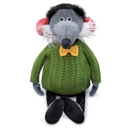 Купить Мягкая игрушка BUDI BASA collection Крыс профессор Фред 28 см, Мягкие игрушки