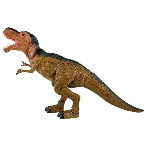 Купить Робот 1 TOY Robo Life Парк динозавров Т16706 коричневый, Роботы и трансформеры