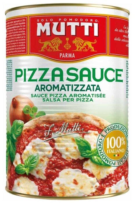 Соус Mutti Pizza aromatizzata, 400 г