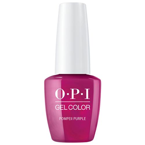 Фото - Гель-лак для ногтей OPI Classics GelColor, 15 мл, Pompeii Purple гель лак для ногтей opi classics gelcolor 15 мл lincoln park after dark