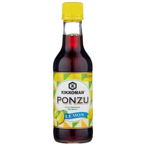 Соус Kikkoman Cоевый с лимоном Ponzu, 250 мл