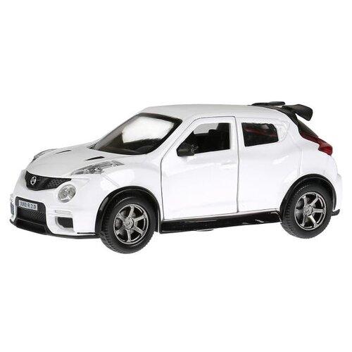 Купить Легковой автомобиль ТЕХНОПАРК Nissan Juke-R 2.0 12 см белый, Машинки и техника