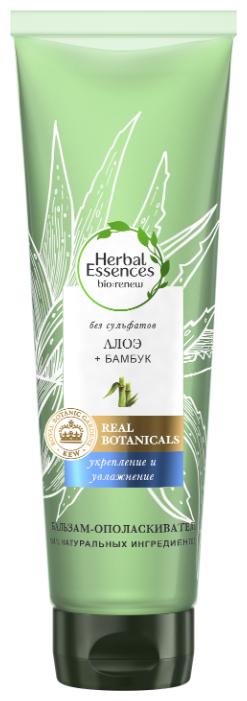 Herbal Essences бальзам-ополаскиватель с Алоэ и Бамбуком