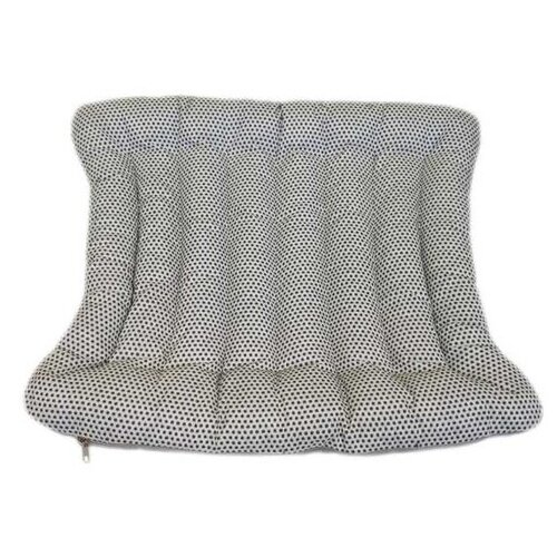 ЭКО-подушка BIO-TEXTILES на стул с массажным эффектом 40*40